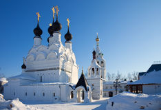Monastery at Murom. Russia Royalty Free Stock Image