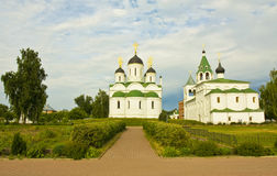 Monastery in Murom, Russia Stock Photos