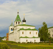 Monastery in Murom, Russia Stock Photography