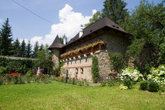 Monastery Museum Royalty Free Stock Image