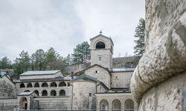 Monastery of the Nativity of the Blessed Virgin Mary Royalty Free Stock Photos