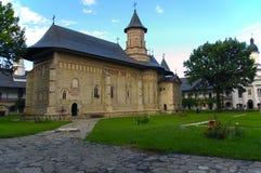 Monastery Neamt from Moldavia Region Stock Photography