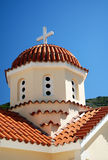 Monastery near Spili(Crete - Greece) Royalty Free Stock Photos