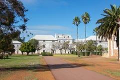 Monastery: New Norcia, Western Australia Stock Photo