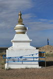 Monastery of Nomgon Mongolia Stock Photo