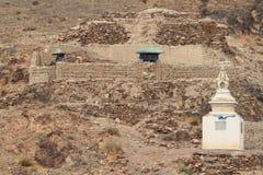 Monastery of Nomgon Mongolia Stock Image