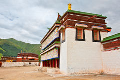 Free Monastery Of Labrang Temple Royalty Free Stock Image - 20678556