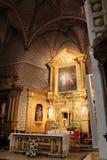 Monastery Of San Juan De Los Reyes, Toledo, Spain Royalty Free Stock Photography