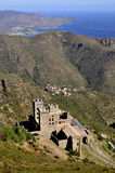 Monastery Of Sant Pere De Rodes Royalty Free Stock Image