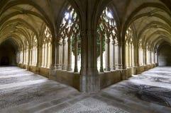 Monastery of Oliva Royalty Free Stock Photography