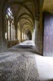 Monastery of Oliva Stock Photography
