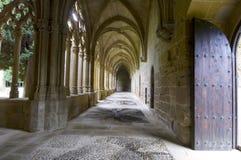 Monastery of Oliva Royalty Free Stock Photos