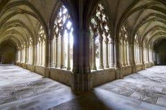 Monastery of Oliva Royalty Free Stock Photo