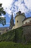 Monastery, Olomouc Royalty Free Stock Photography