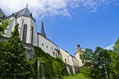 Monastery, Olomouc Royalty Free Stock Photos