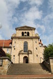 A monastery Stock Photo