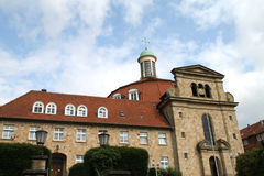 A monastery. In Osnabrück,Germany Stock Images