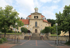 A monastery Royalty Free Stock Photos