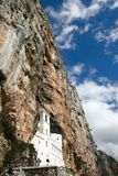 Monastery Ostrog Royalty Free Stock Images