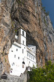 Monastery of Ostrog, Montenegro Stock Images