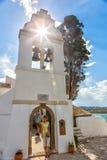 Monastery of Panagia Vlahernon Stock Image