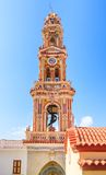 Monastery Panormitis. Symi Island. Greece Royalty Free Stock Images