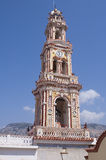 Monastery of Panormitis Stock Photos