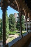 Monastery of Pedralbes Barcelona - Spain Royalty Free Stock Photos