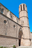 Monastery of Pedralbes Barcelona - Spain Royalty Free Stock Photo