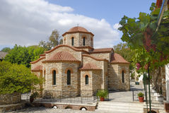Monastery Penteli Royalty Free Stock Photography