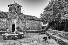 Monastery of the Philosopher, Philosophou, Dimitsana Royalty Free Stock Photo