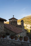 Monastery of the Philosopher, Philosophou, Dimitsana Stock Images