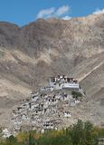 The monastery. This is a photo of monastery in India Stock Photos