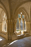Monastery of Poblet Royalty Free Stock Image