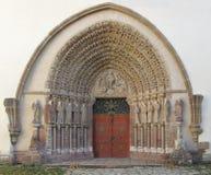 Monastery Porta coeli in Predklasteri u Tisnova Stock Photos
