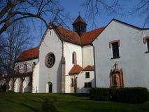 Monastery porta coelli in Tisnov in czech republic Stock Photography
