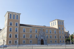 Monastery of Prado in Valladolid Royalty Free Stock Photo