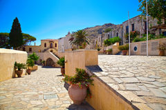 Monastery of Preveli Stock Image