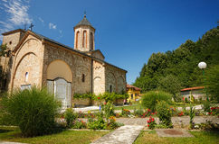 Monastery Raca Royalty Free Stock Images