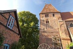 Monastery in Rehna, Germany Stock Photos