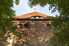 Monastery in Rehna, Germany Stock Image