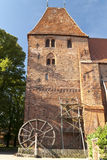 Monastery in Rehna, Germany Stock Images