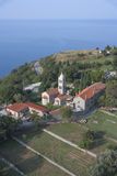 The monastery Rezevici, Stock Image