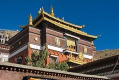 Monastery roofs Stock Photo