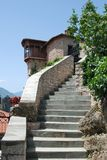 Monastery Roussano Royalty Free Stock Images