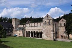 Monastery Ruin of Paulinzella Royalty Free Stock Image