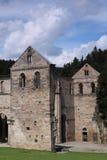 Monastery Ruin of Paulinzella Stock Photography