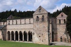 Monastery Ruin of Paulinzella Stock Images