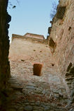 Monastery. The ruins of the monastery Stock Photography