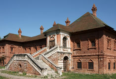 Monastery Russia. The ancient monastery in Russia, is photographed in the summer Royalty Free Stock Images